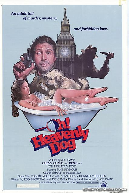 oh heavenly dog, 1980