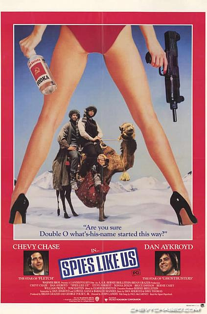 spies like us, 1985 (foreign)