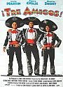 three amigos, 1986 (foreign)